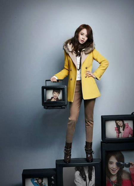 """""""Cong chua"""" Song Ji Hyo cua Running man tre trung den la - Anh 10"""