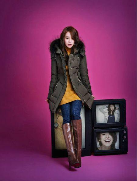 """""""Cong chua"""" Song Ji Hyo cua Running man tre trung den la - Anh 2"""