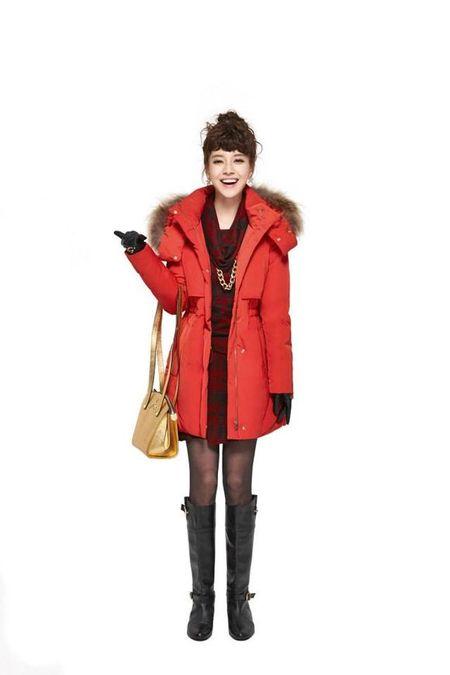"""""""Cong chua"""" Song Ji Hyo cua Running man tre trung den la - Anh 9"""