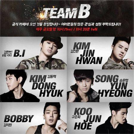 "Toan bo "" WIN "" se debut - Anh 3"