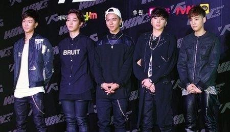"Toan bo "" WIN "" se debut - Anh 4"