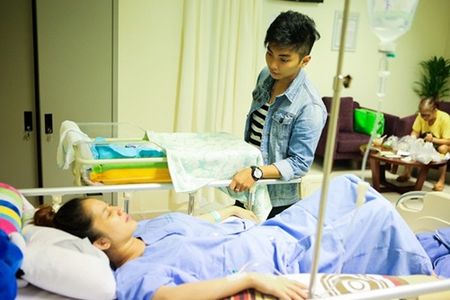 """Phan Hien """"met muon xiu"""" khi lan dau lam bo - Anh 3"""