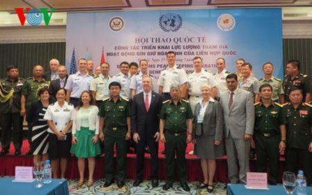 Hoa Ky ung ho cac cam ket cua Viet Nam ve bao ve hoa binh the gioi - Anh 1