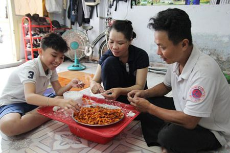 Truc tiep chung ket Giong hat Viet nhi 2015 - Anh 2
