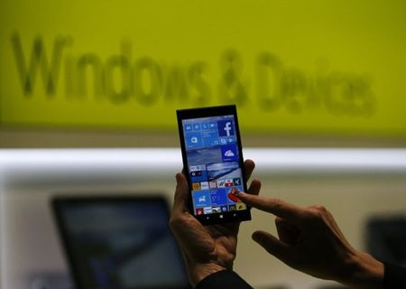 Windows Phone thanh khu vuon bo hoang - Anh 1