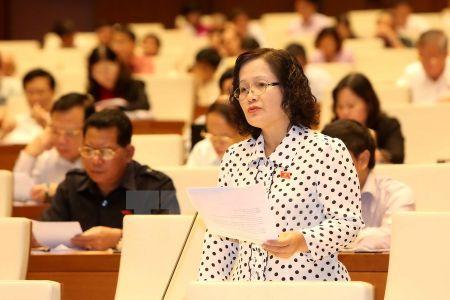 Lam ro nhung noi dung con y kien trong du thao Bo Luat dan su - Anh 1