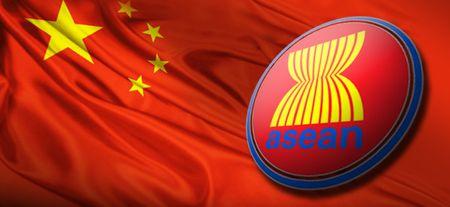 Trung Quoc va ASEAN ra tuyen bo chung ve hop tac an ninh - Anh 1
