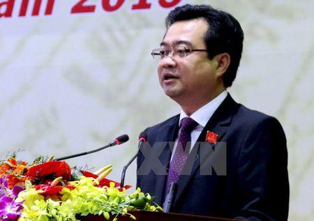Bi thu Tinh uy Nguyen Thanh Nghi: Xac dinh Phu Quoc la mui nhon - Anh 1