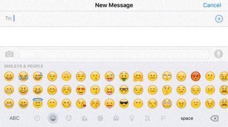 Video: Hon 150 emoji moi tren iOS 9.1 - Anh 1