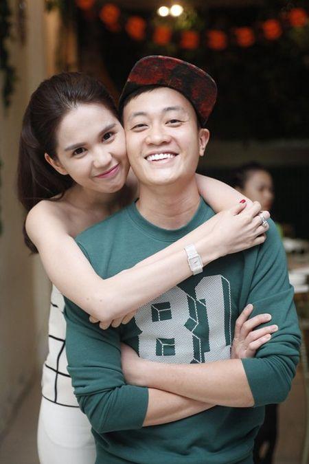 Ngoc Trinh bat ngo khoe giong hat - Anh 3