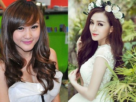 """Can canh hot girl Kelly sau 5 lan """"dao keo"""" - Anh 2"""