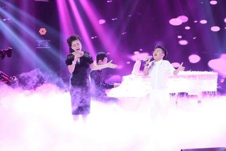 """Cong chua toc may"""" Hong Minh dang quang The Voice Kids 2015 - Anh 5"""
