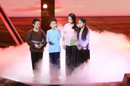 """Cong chua toc may"""" Hong Minh dang quang The Voice Kids 2015 - Anh 8"""