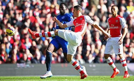 Thong tin quan trong va du Arsenal vs Everton - Vong 10 Premier League - Anh 1