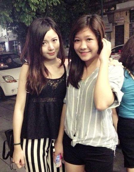 Hot girl fan MU Tu Linh khac la voi mai toc dai - Anh 9