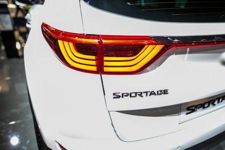 Kia Sportage moi se ra mat tai trien lam VMS 2015 - Anh 5