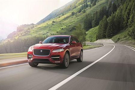 Jaguar phat trien crossover dien mang ten E-Pace - Anh 1
