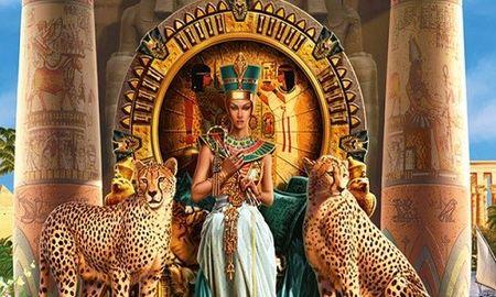 Nghi ngo ve cai chet cua nu hoang Cleopatra - Anh 1