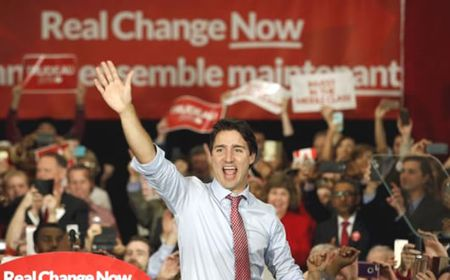 Canada cho don tan Thu tuong Justin Trudeau - Anh 1