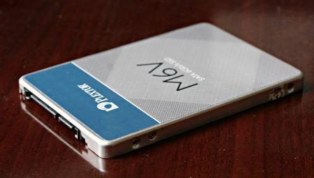 Plextor M6V: SSD SATA3 gia phai chang - Anh 2