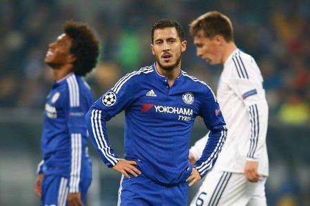Mourinho lai de ngo kha nang ra san cua Hazard - Anh 1