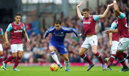 TRUC TIEP West Ham - Chelsea: Cahill dua tran dau tro lai vach xuat phat - Anh 3