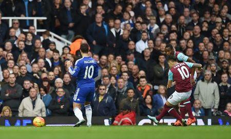 Thua dau tren san West Ham, Chelsea bi day xuong nhom cuoi bang - Anh 5