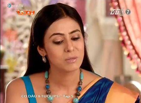 Co dau 8 tuoi phan 5 tap 6: Shivani biet Anandi khong nhu loi Gauri noi - Anh 2