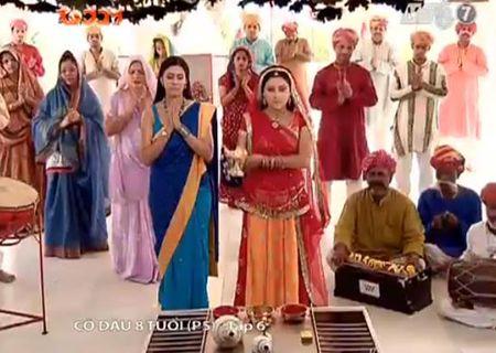 Co dau 8 tuoi phan 5 tap 6: Shivani biet Anandi khong nhu loi Gauri noi - Anh 3