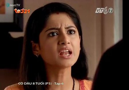 Co dau 8 tuoi phan 5 tap 6: Shivani biet Anandi khong nhu loi Gauri noi - Anh 5
