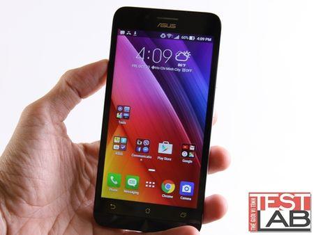 Danh gia smartphone Asus ZenFone Go - Anh 1
