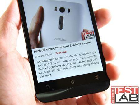 Danh gia smartphone Asus ZenFone Go - Anh 2