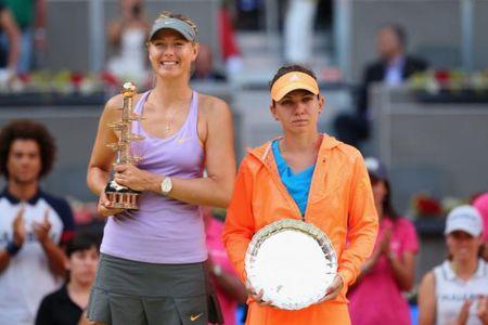Boc tham WTA Finals 2015: Sharapova dung Halep ngay tu vong bang - Anh 1