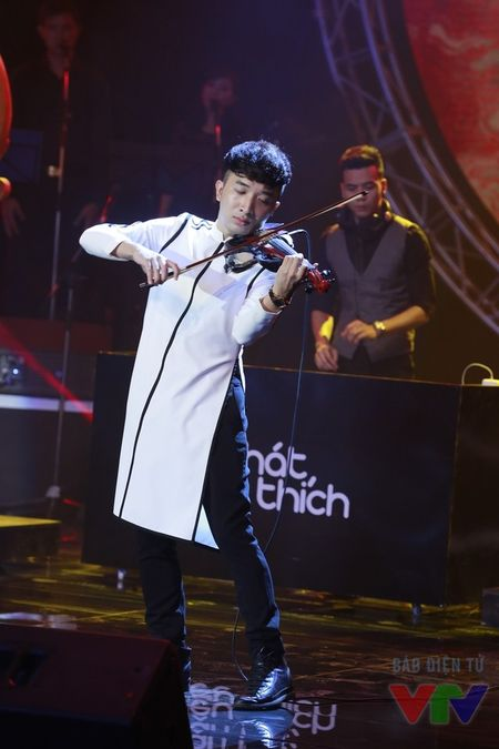 """Bai hat yeu thich: Bui Anh Tuan chinh phuc fan nu voi """"Bi mat khong ten"""" - Anh 4"""
