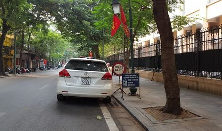 Duong pho Ha Noi the nao sau mot thang cong an tuan tra bang xe dap? - Anh 8