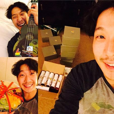 Sao Han 24/10: My nam 'She was pretty' khoe hanh tay kute, Jessica nhu 'gai que' - Anh 2