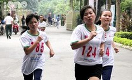 400 sinh vien xep tranh ASEAN hoi nhap xac lap ky luc Viet Nam - Anh 11