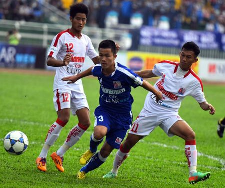Tin hot 24/10: U21 Ha Noi T&T truoc nguy co mat Duy Manh - Anh 1