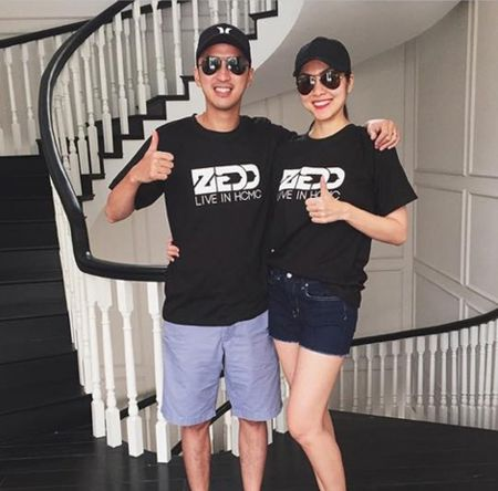 Lo anh Tang Thanh Ha xinh tuoi don sinh nhat tuoi 29 ben ban than - Anh 5