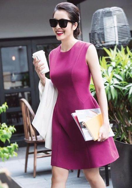 Lo anh Tang Thanh Ha xinh tuoi don sinh nhat tuoi 29 ben ban than - Anh 7
