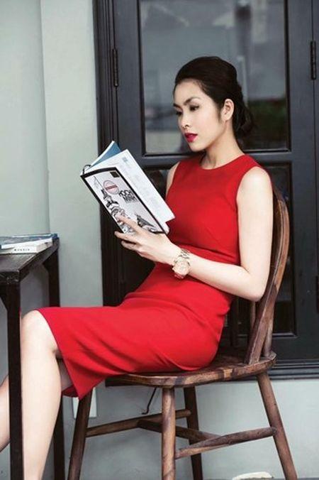 Lo anh Tang Thanh Ha xinh tuoi don sinh nhat tuoi 29 ben ban than - Anh 8