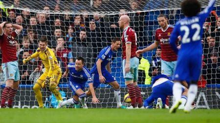 Link xem truc tiep Chelsea vs West Ham 21h ngay 24/10 - Anh 1
