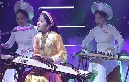 Hong Minh dang quang Quan quan Giong hat Viet nhi 2015 - Anh 12