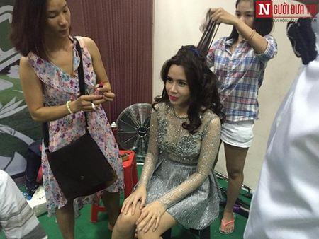 Hong Minh dang quang Quan quan Giong hat Viet nhi 2015 - Anh 1