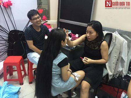 Hong Minh dang quang Quan quan Giong hat Viet nhi 2015 - Anh 4