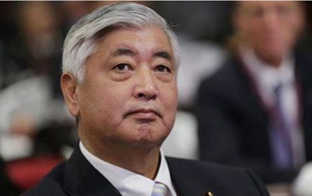 Bo truong Quoc phong Nhat Ban sap tham Viet Nam ban ve van de Bien Dong - Anh 1
