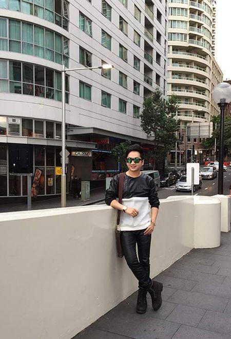 """Bang Cuong """"du hi"""" Uc, Oanh Yen thi Mrs Viet Nam - Anh 1"""
