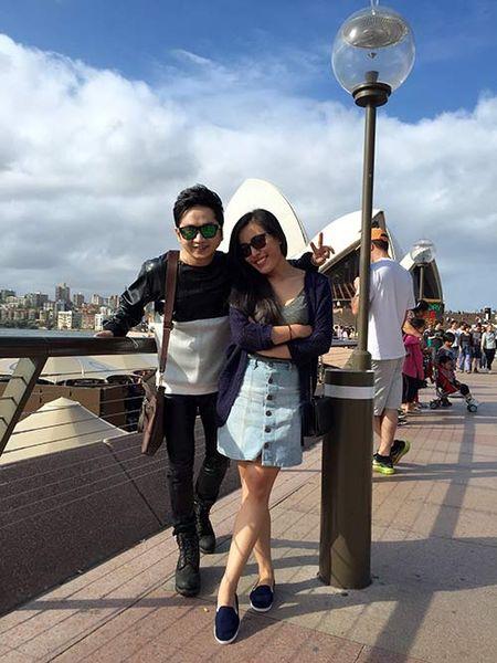 """Bang Cuong """"du hi"""" Uc, Oanh Yen thi Mrs Viet Nam - Anh 3"""