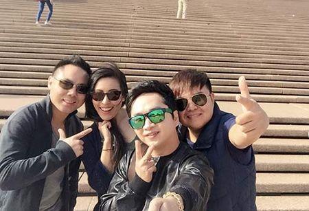 """Bang Cuong """"du hi"""" Uc, Oanh Yen thi Mrs Viet Nam - Anh 5"""