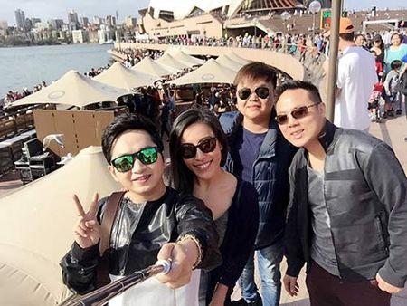 """Bang Cuong """"du hi"""" Uc, Oanh Yen thi Mrs Viet Nam - Anh 6"""